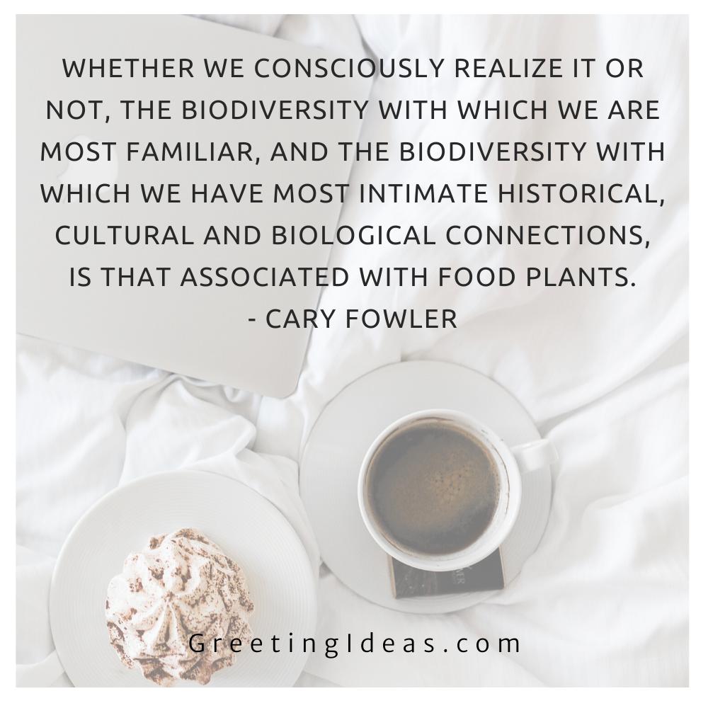 Biodiversity Quotes Greeting Ideas 16