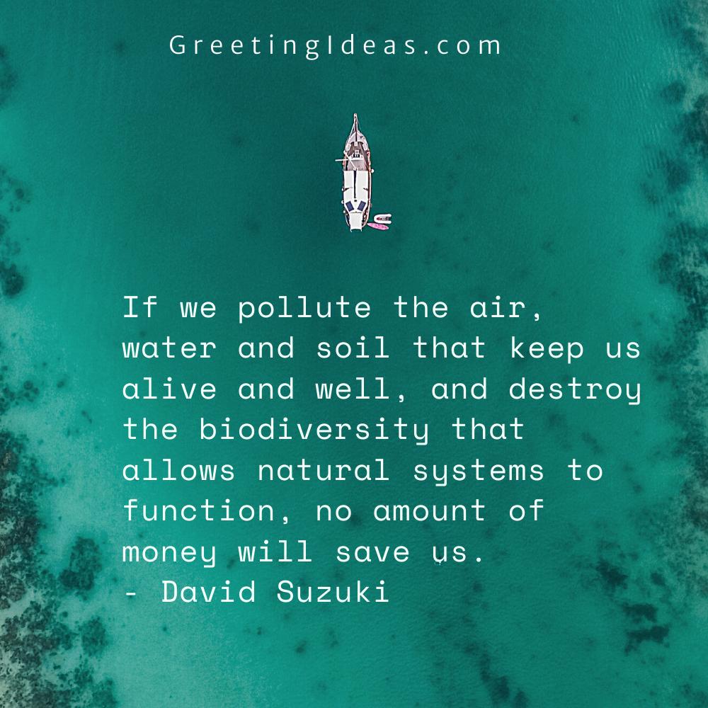 Biodiversity Quotes Greeting Ideas 6