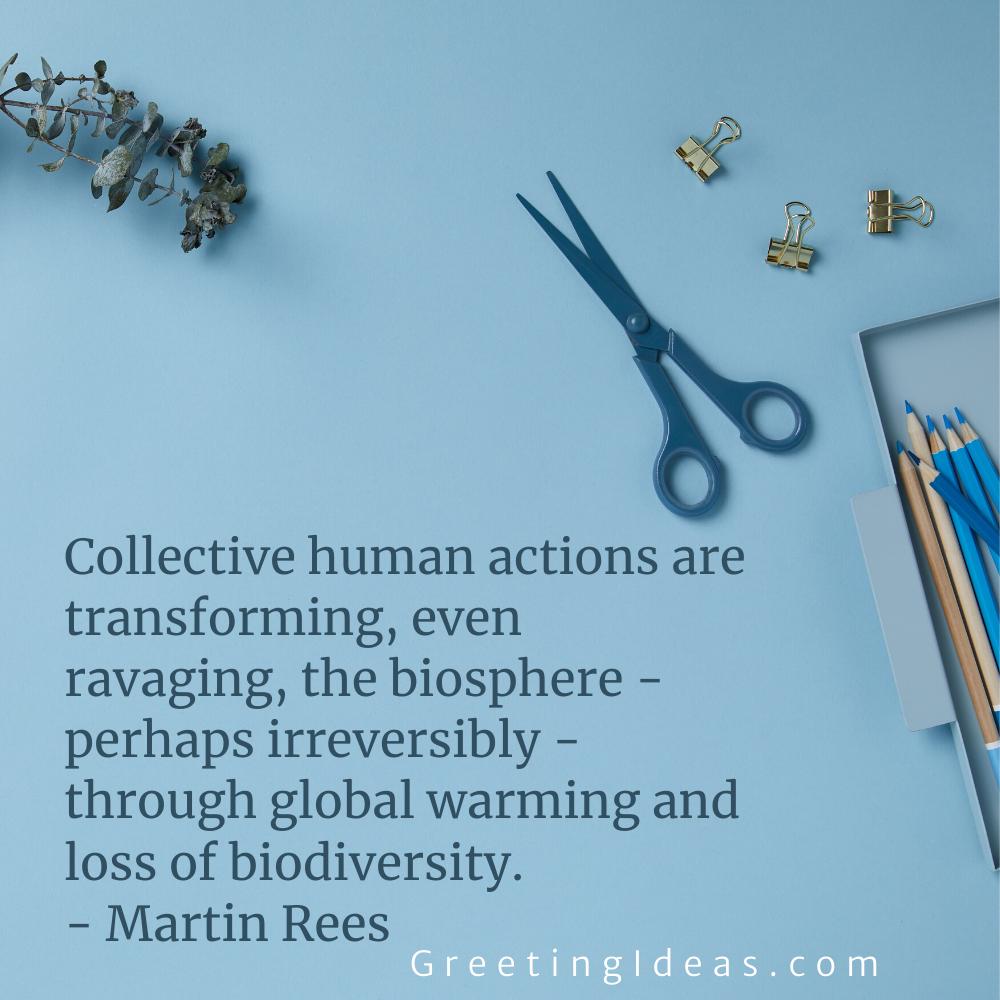 Biodiversity Quotes Greeting Ideas 8