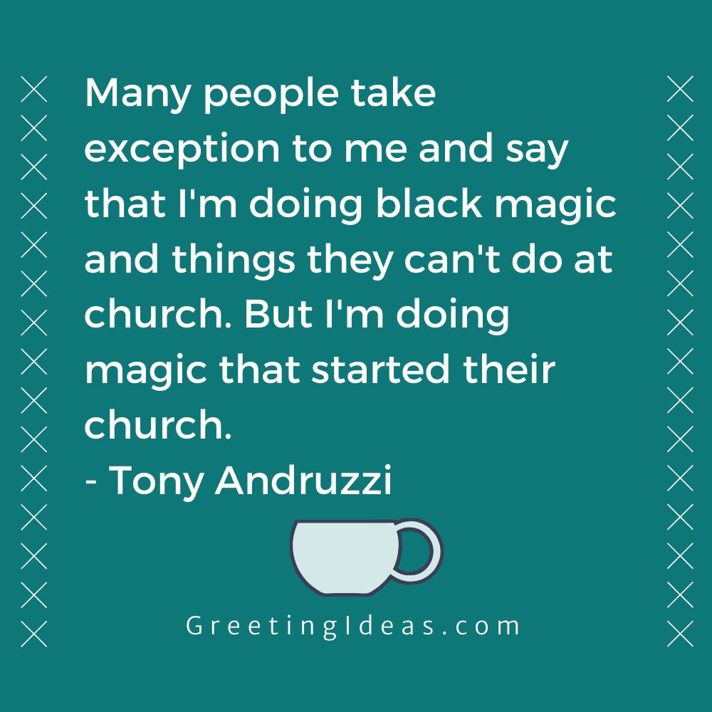 Black Magic Quotes Greeting Ideas 7