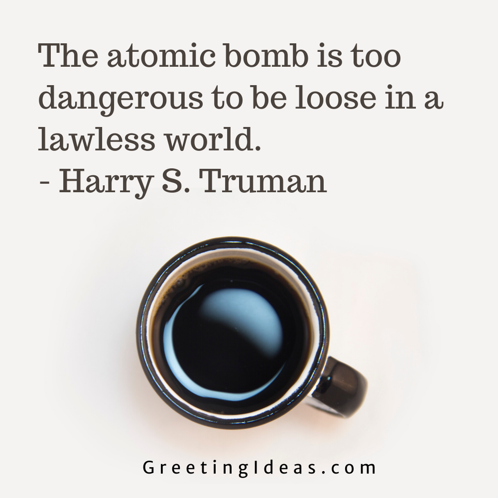 Bomb Quotes Greeting Ideas 10