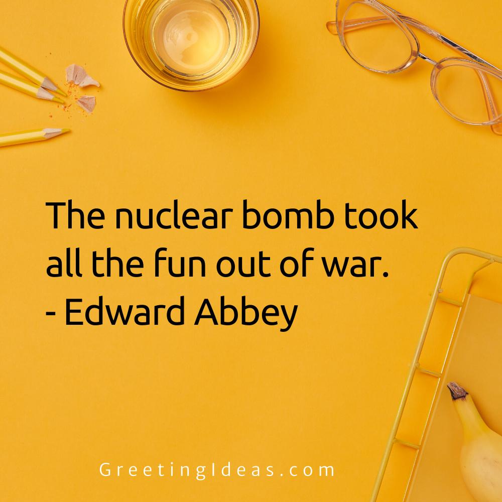 Bomb Quotes Greeting Ideas 2
