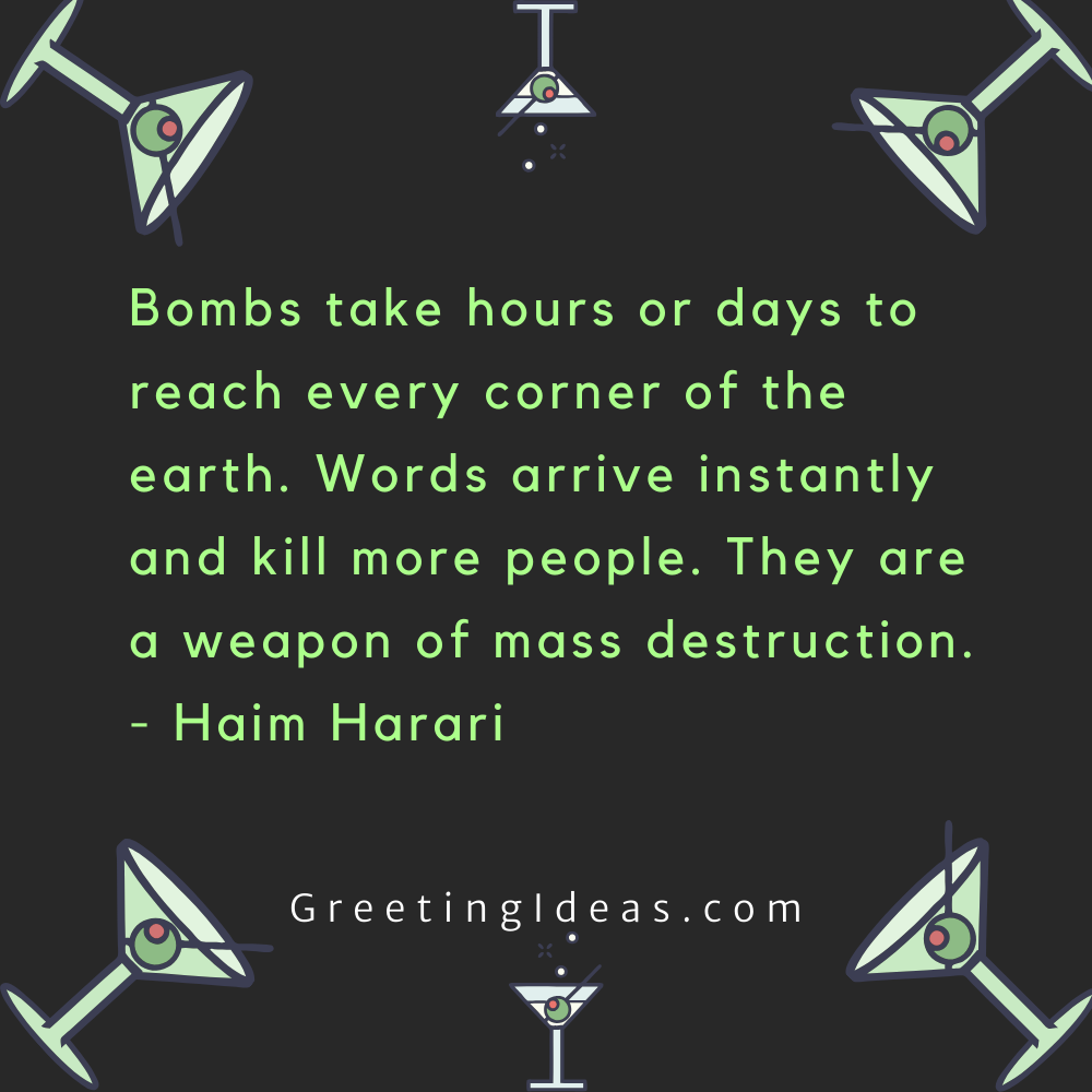 Bomb Quotes Greeting Ideas 22