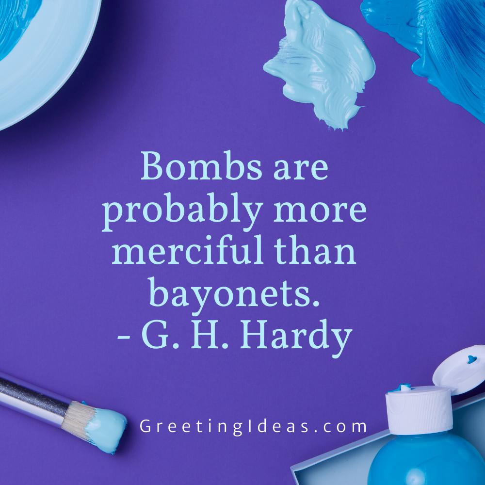 Bomb Quotes Greeting Ideas 5