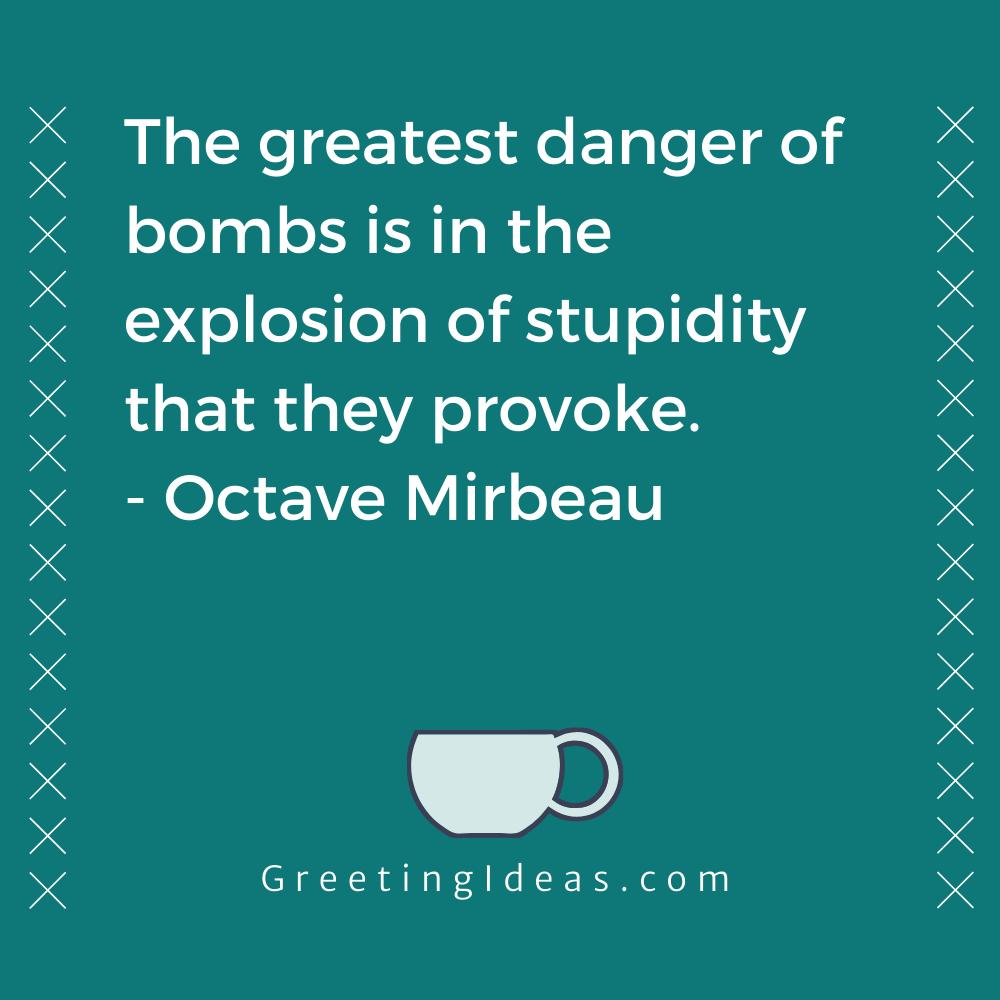 Bomb Quotes Greeting Ideas 7