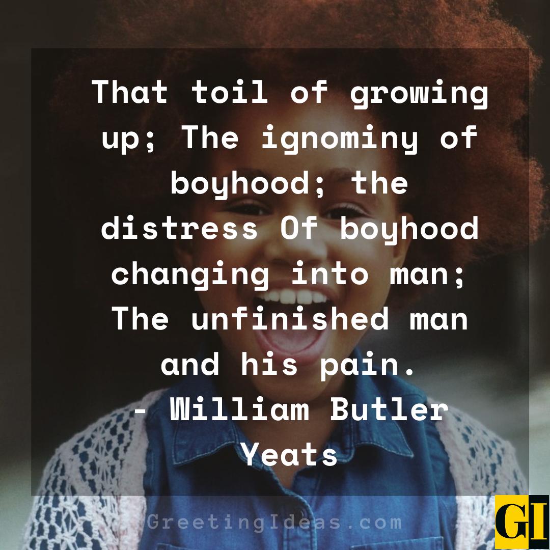 Boyhood Quotes Greeting Ideas 6 1