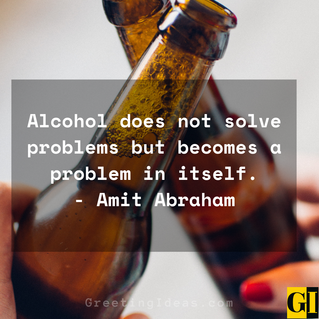 Alcoholism Quotes Greeting Ideas 2