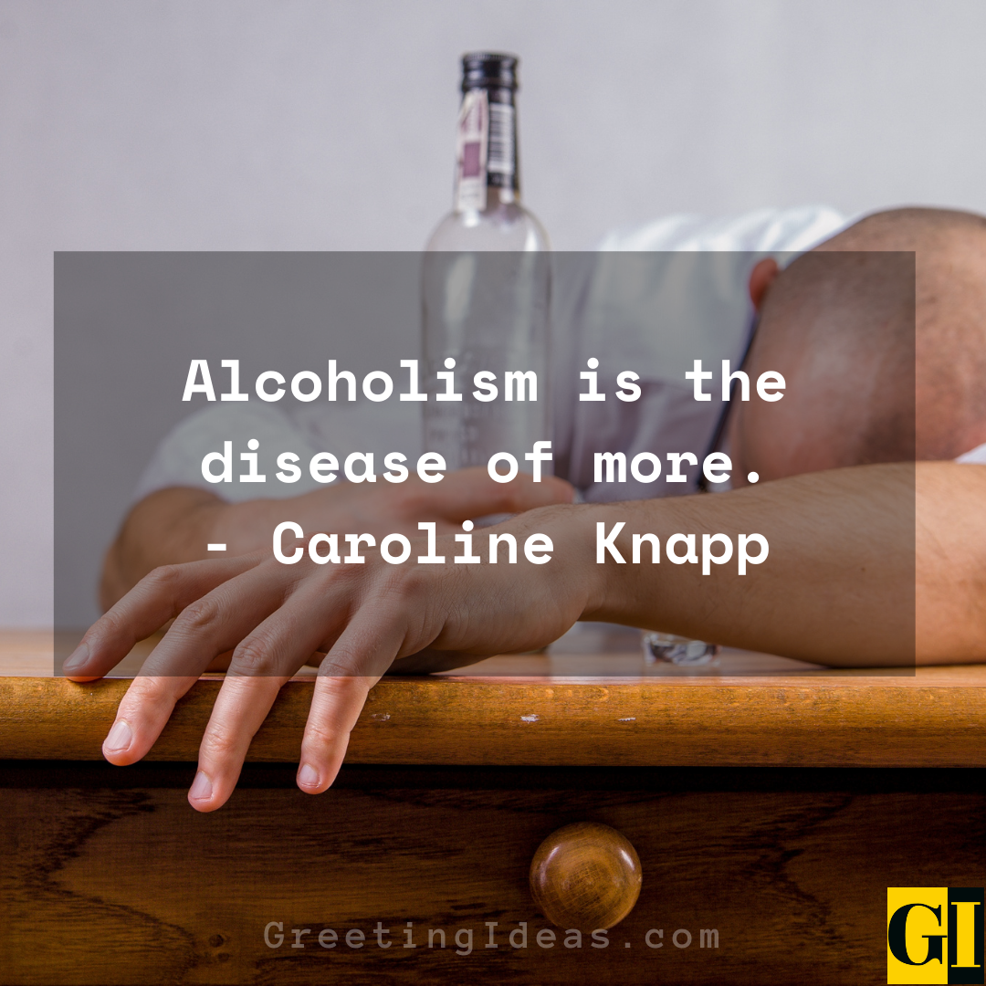 Alcoholism Quotes Greeting Ideas 4
