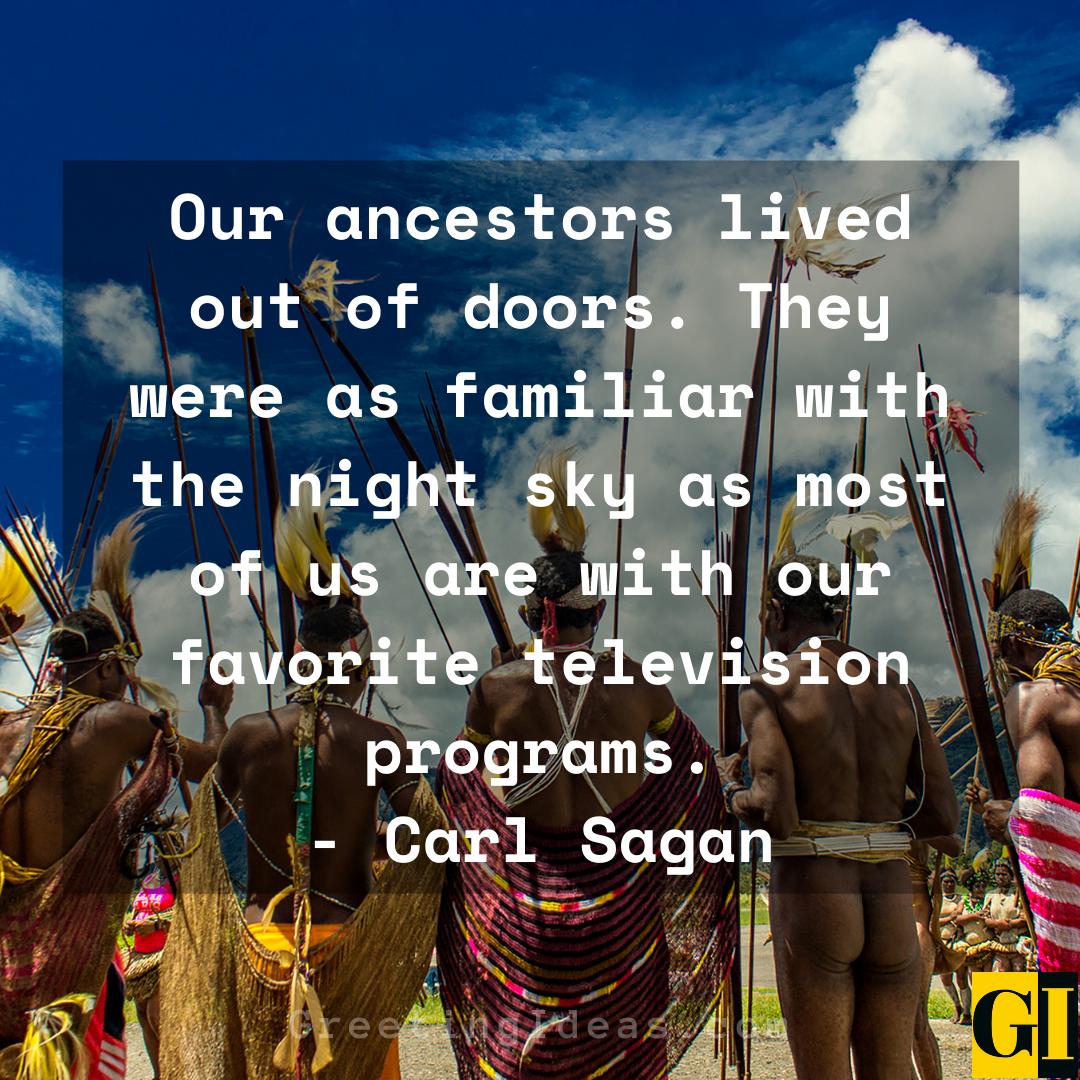 Ancestors Quotes Greeting Ideas 3