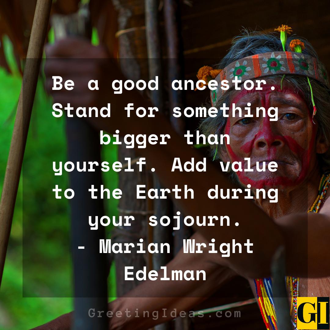 Ancestors Quotes Greeting Ideas 6