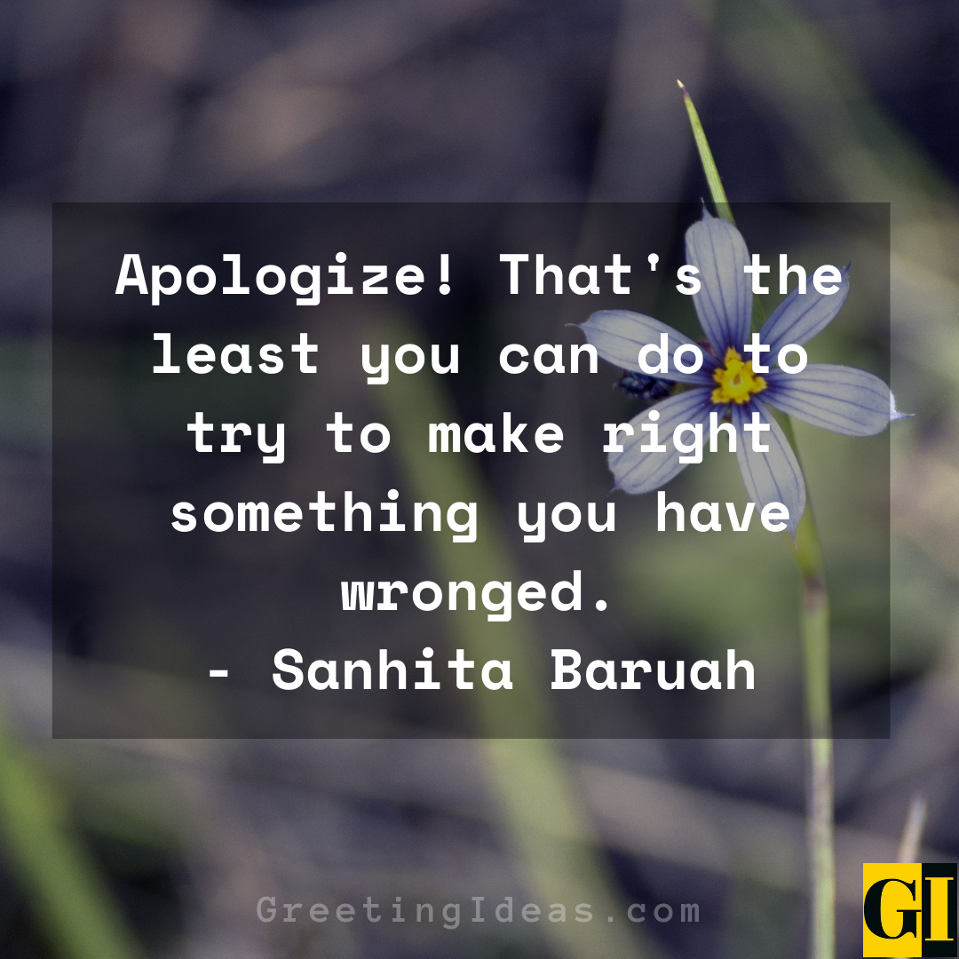 Apologizing Quotes Greeting Ideas 4