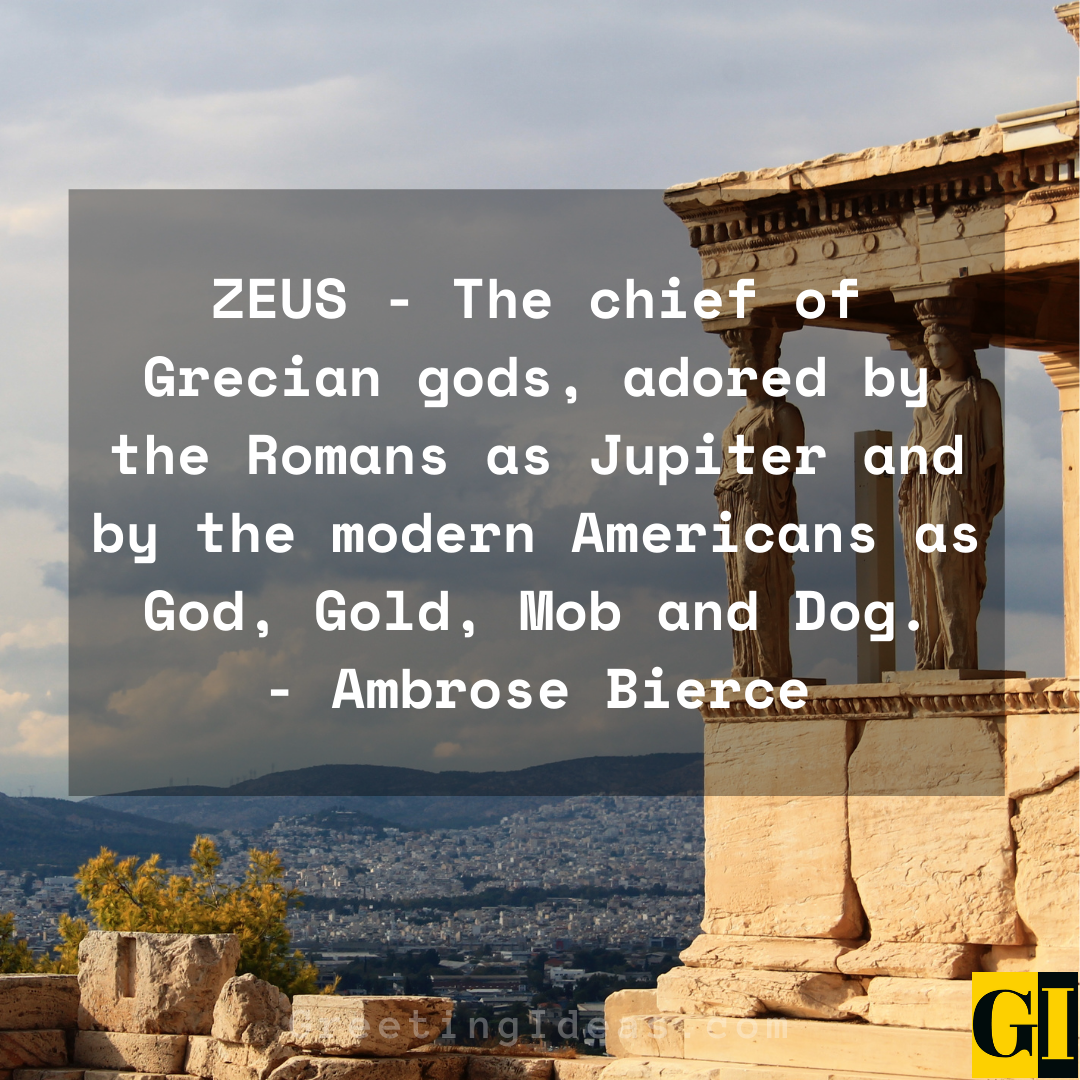 Zeus Quotes Greeting Ideas 2 1