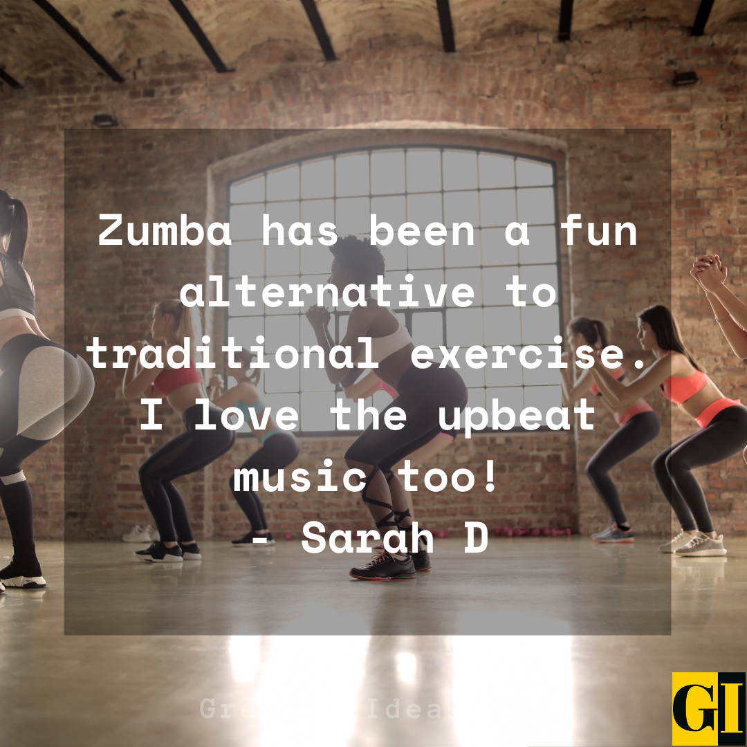Zumba Quotes Greeting Ideas 1 1