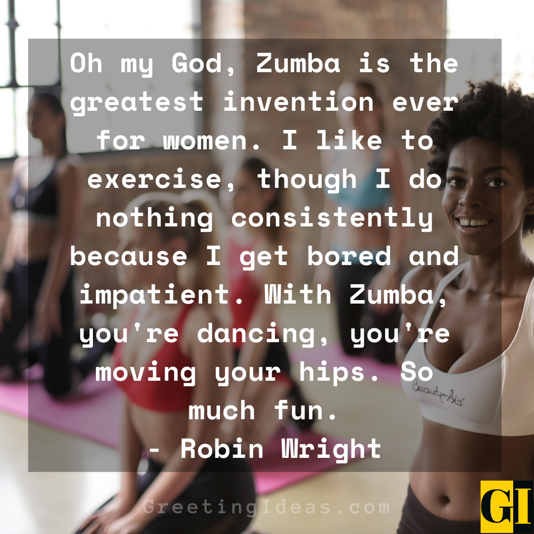 Zumba Quotes Greeting Ideas 3 1