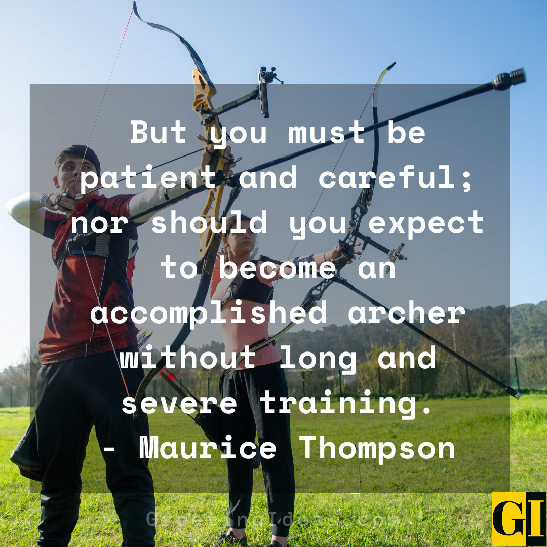Archery Quotes Greeting Ideas 4