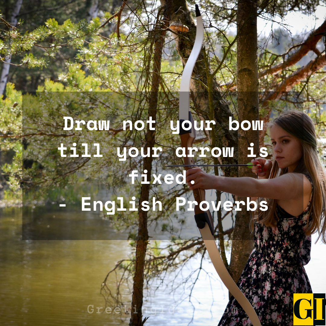 Archery Quotes Greeting Ideas 6