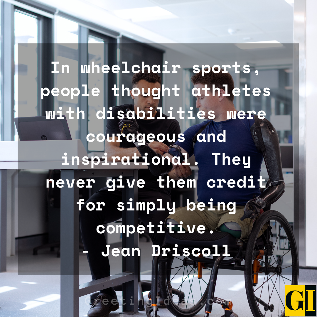 Wheelchair Quotes Greeting Ideas 4