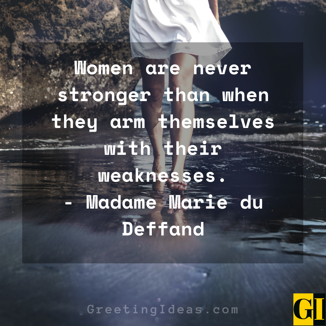 Womanly Quotes Greeting Ideas 1