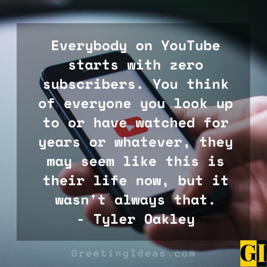 YouTube Quotes Greeting Ideas 4
