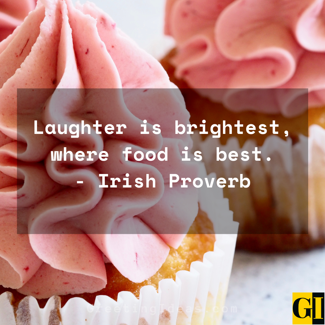 Yummy Quotes Greeting Ideas 2