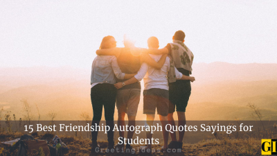 15 Best Autograph Quotes and Sayings