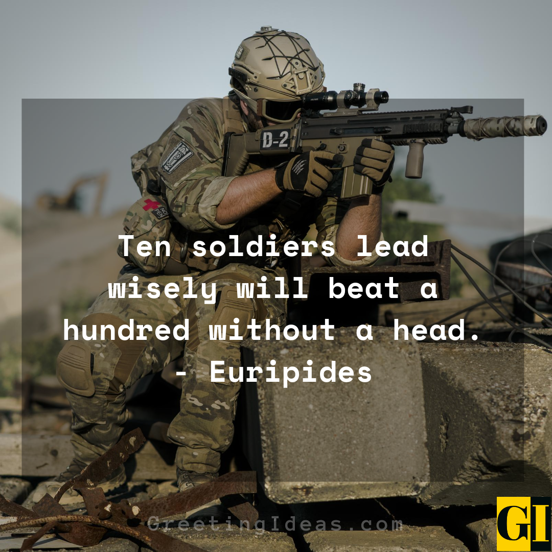 50 Inspirational Army Quotes on Bravery Gallant Courage 2