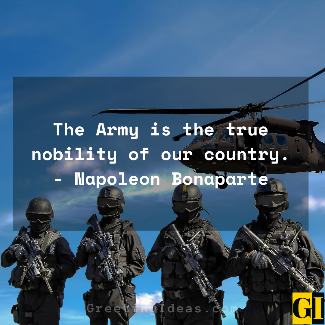 50 Inspirational Army Quotes on Bravery Gallant Courage 3
