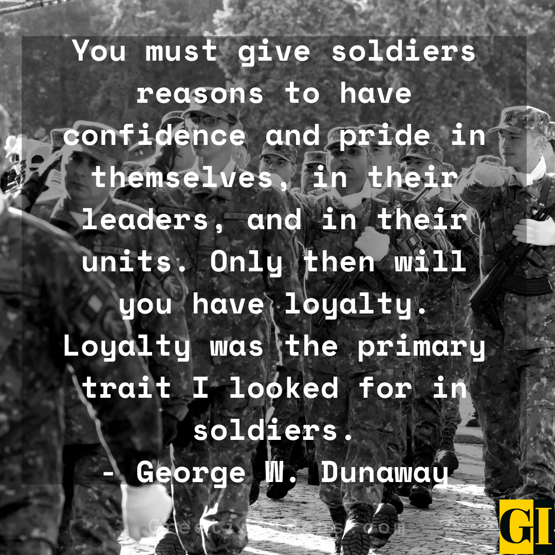 50 Inspirational Army Quotes on Bravery Gallant Courage 4