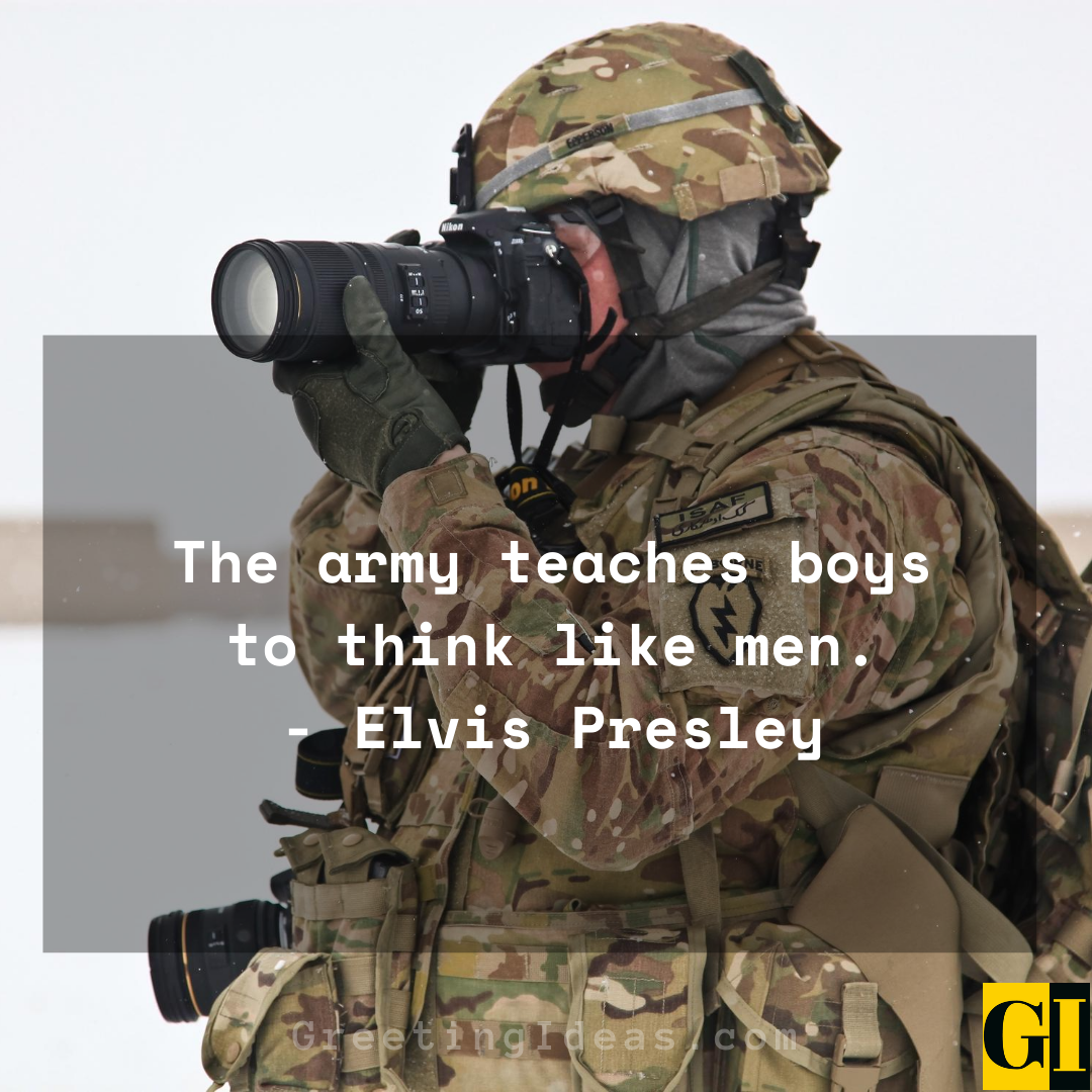50 Inspirational Army Quotes on Bravery Gallant Courage 6