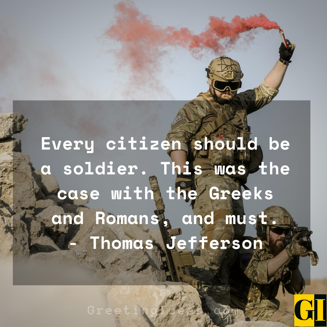 50 Inspirational Army Quotes on Bravery Gallant Courage 7
