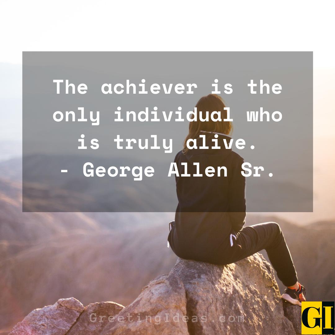 Achiever Quotes Greeting Ideas 1