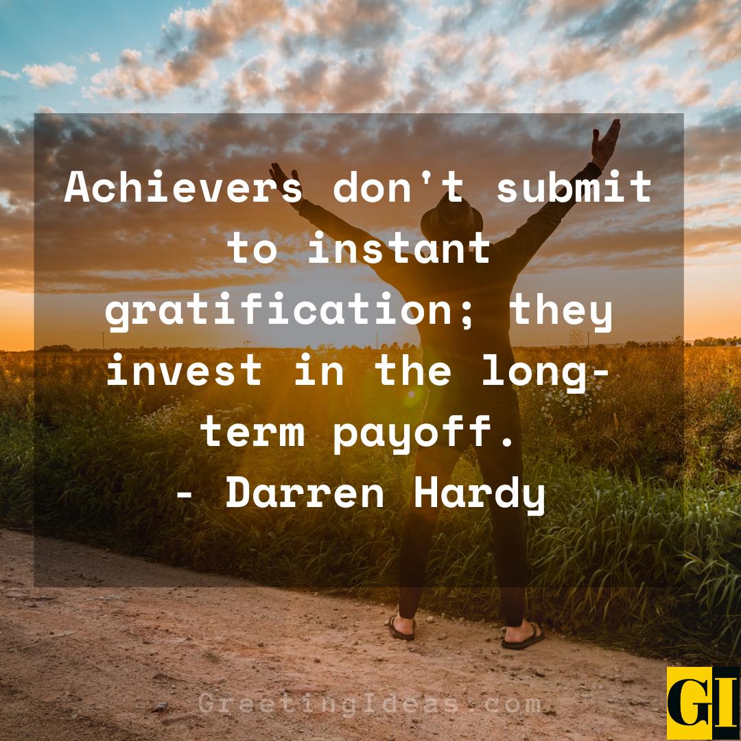 Achiever Quotes Greeting Ideas 2