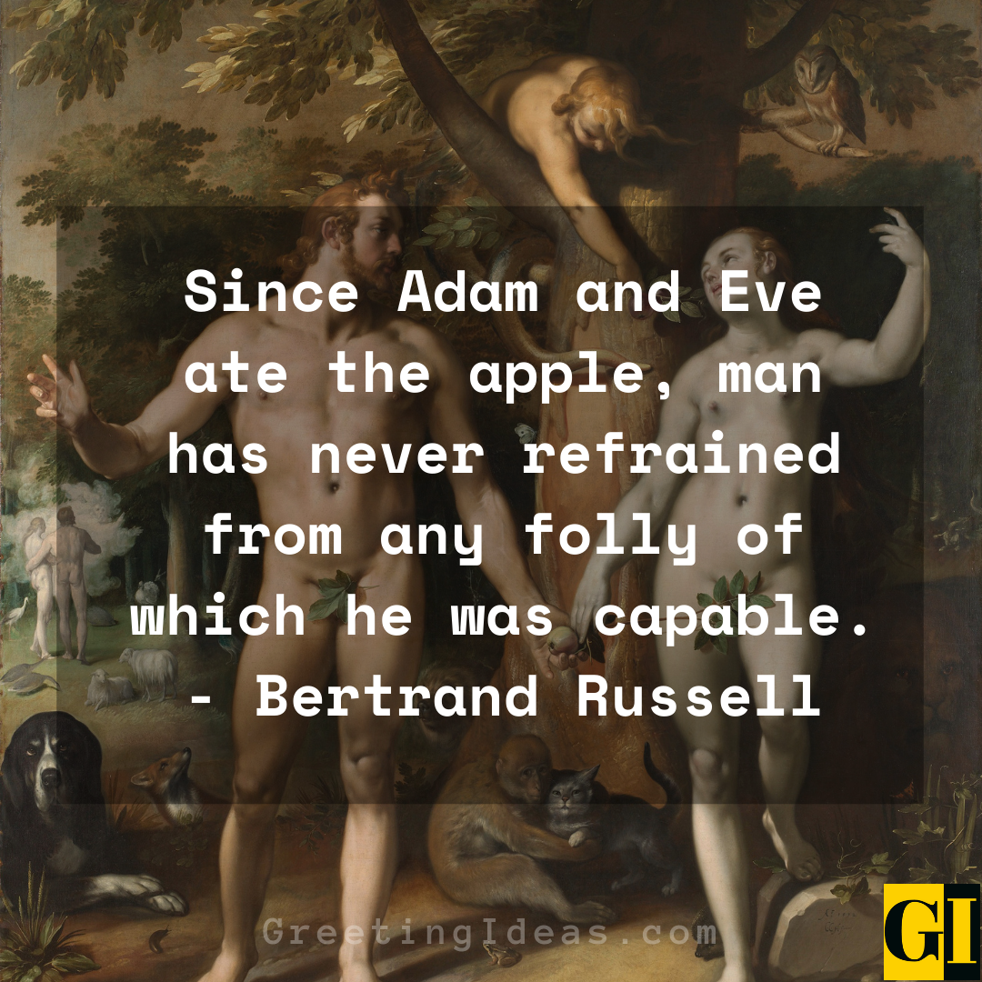 Adam and Eve Quotes Greeting Ideas 3