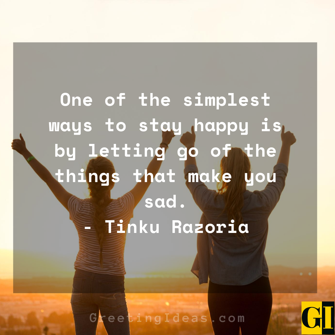 Being Happy Quotes Greeting Ideas 8