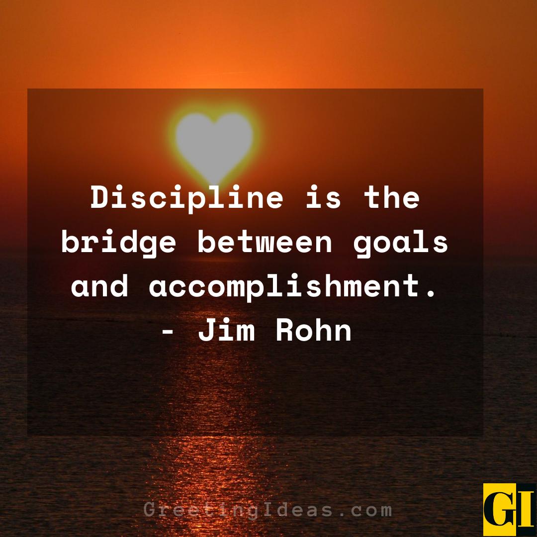 Discipline Quotes Greeting Ideas 2
