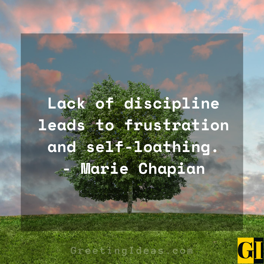 Discipline Quotes Greeting Ideas 4
