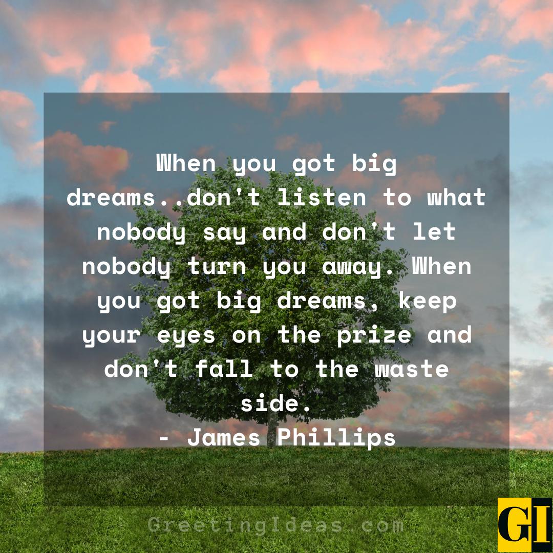 Dream Big Quotes Greeting Ideas 4