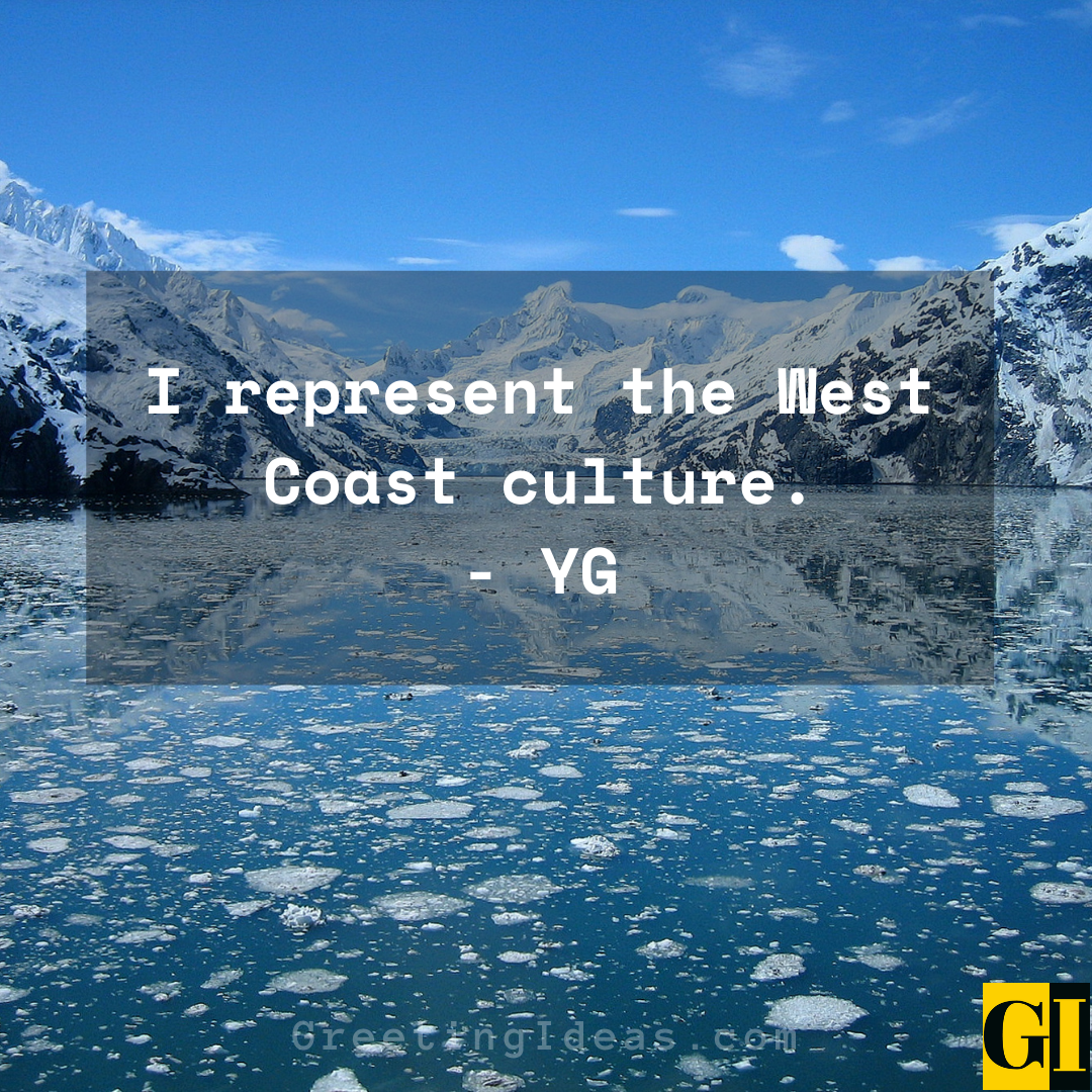 West Coast Quotes Greeting Ideas 6 1