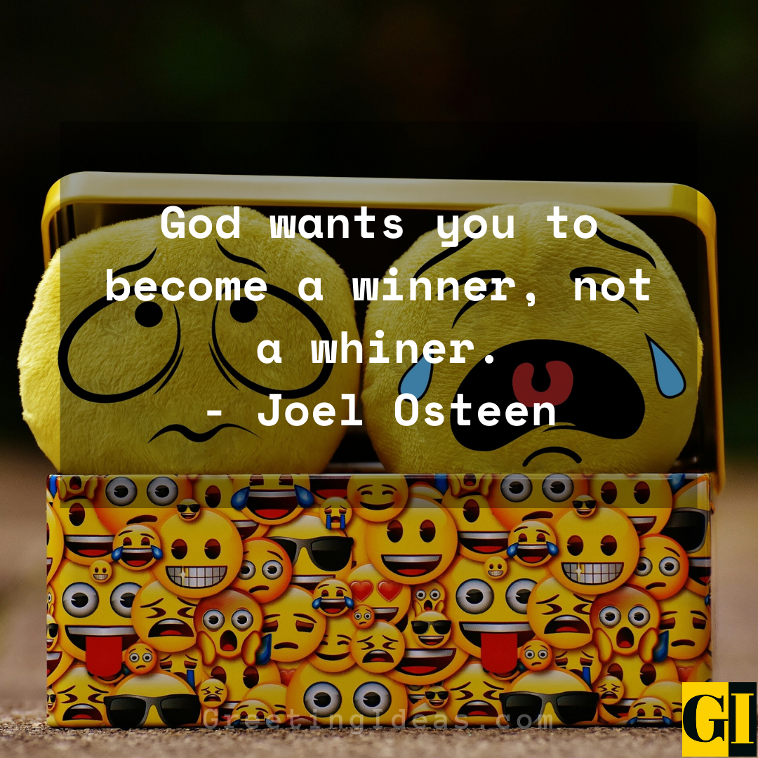 Whiners Quotes Greeting Ideas 7