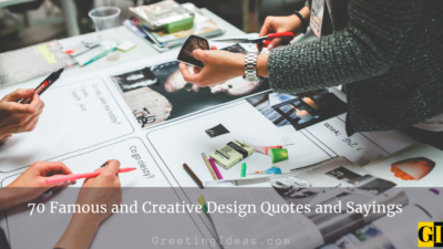 70 Famous and Creative Design Quotes and Sayings