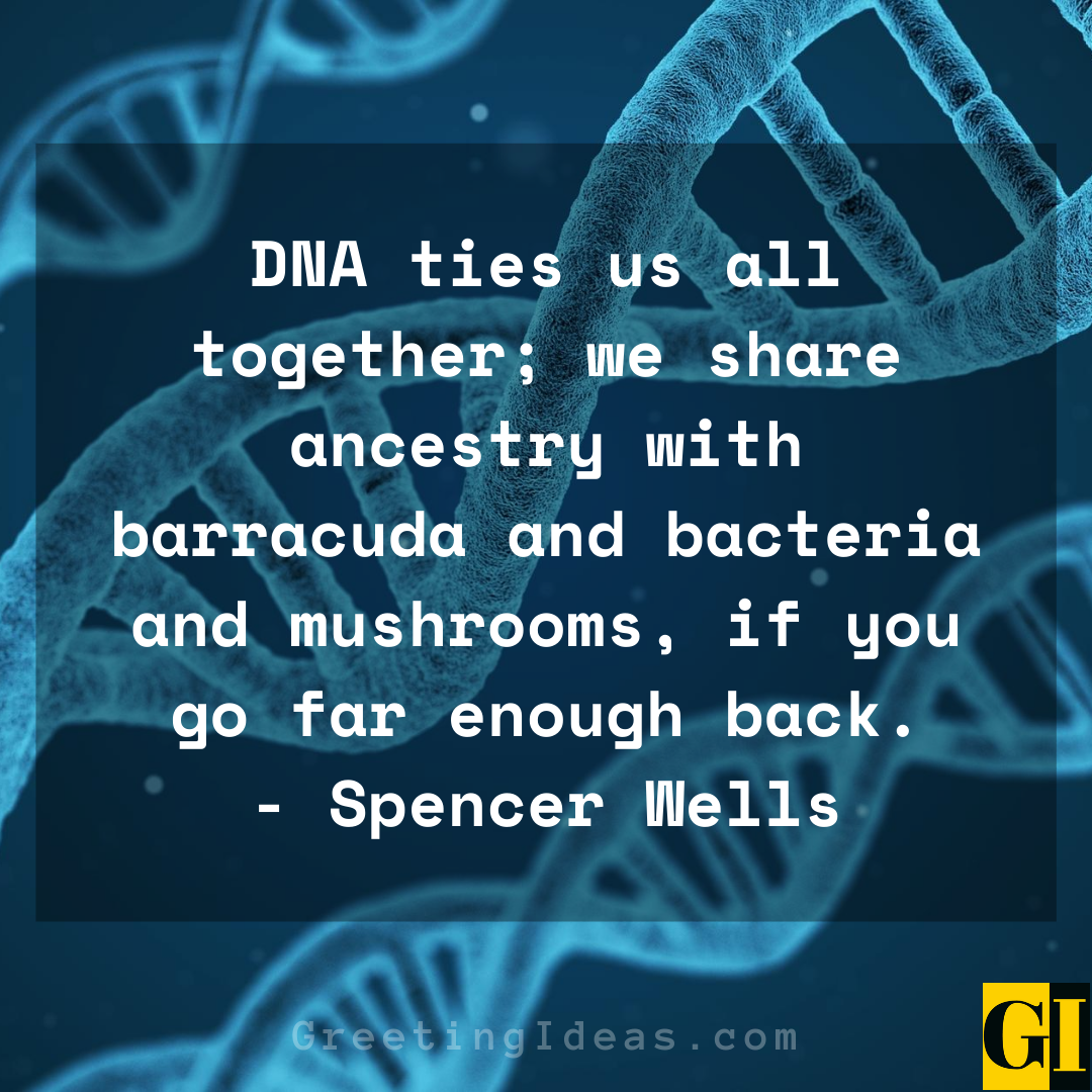 DNA Quotes Greeting Ideas 2