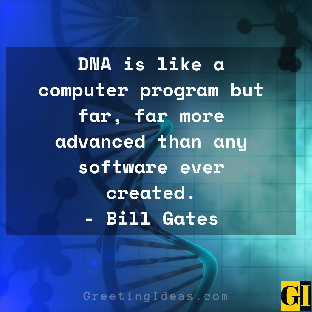 DNA Quotes Greeting Ideas 3