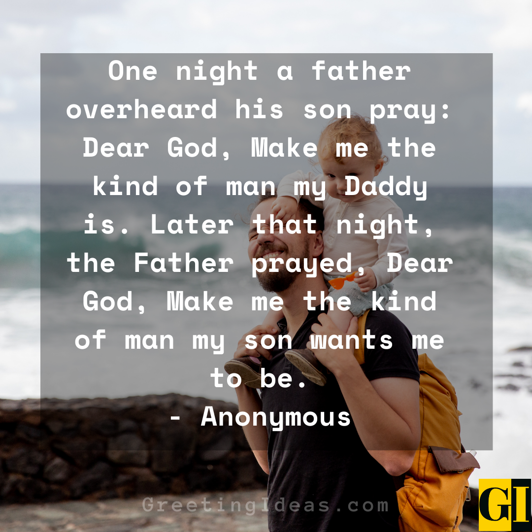 Dad Quotes Greeting Ideas 6