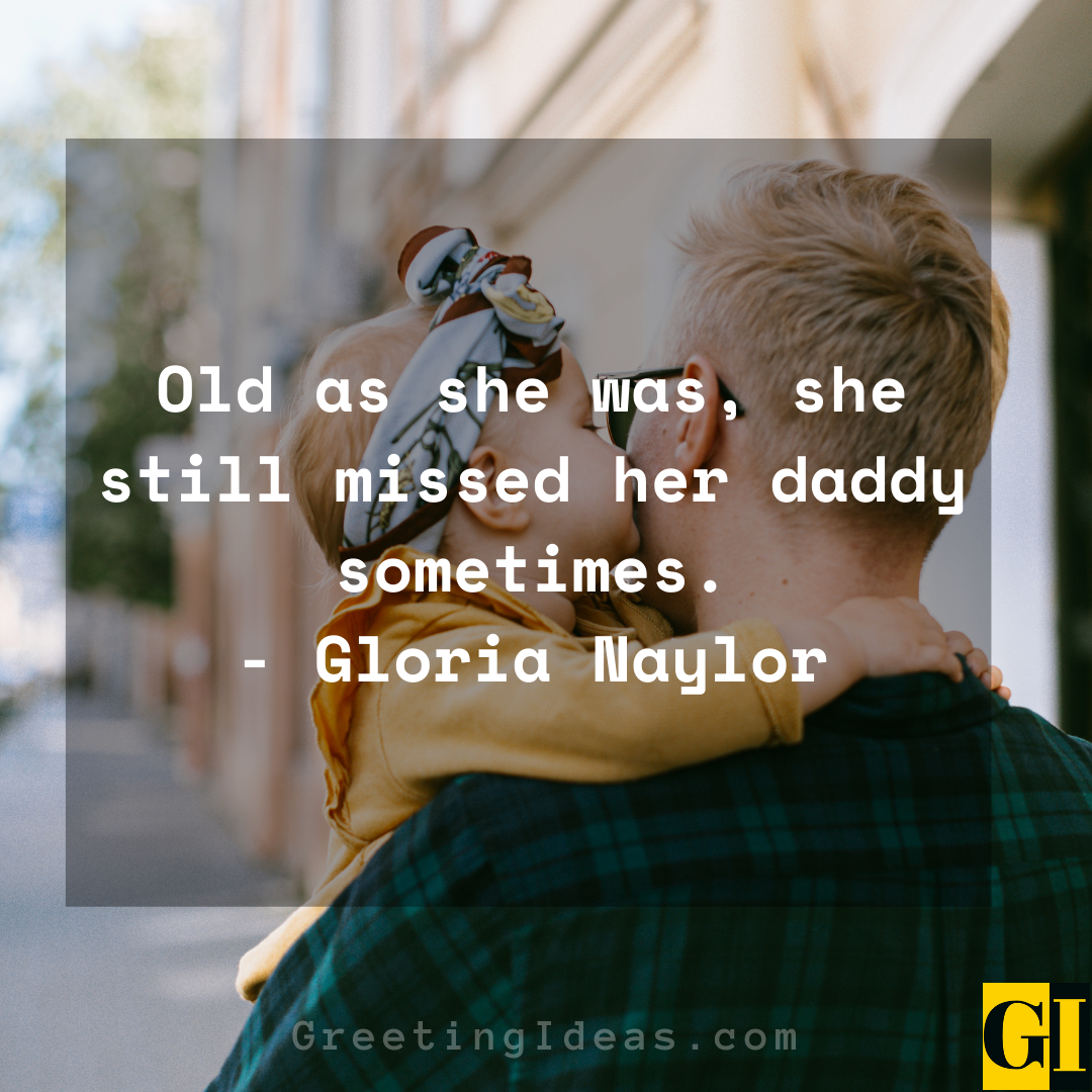 Dad and Daughter Quotes Greeting Ideas 3