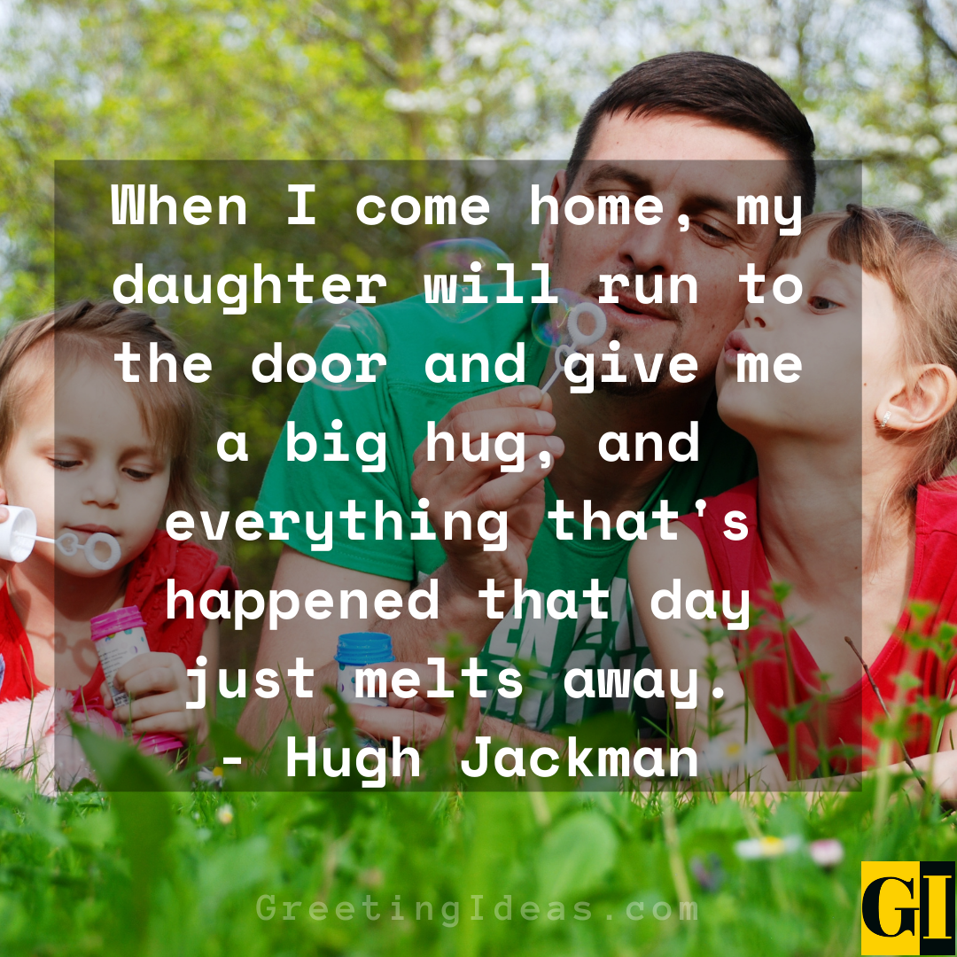 Dad and Daughter Quotes Greeting Ideas 7