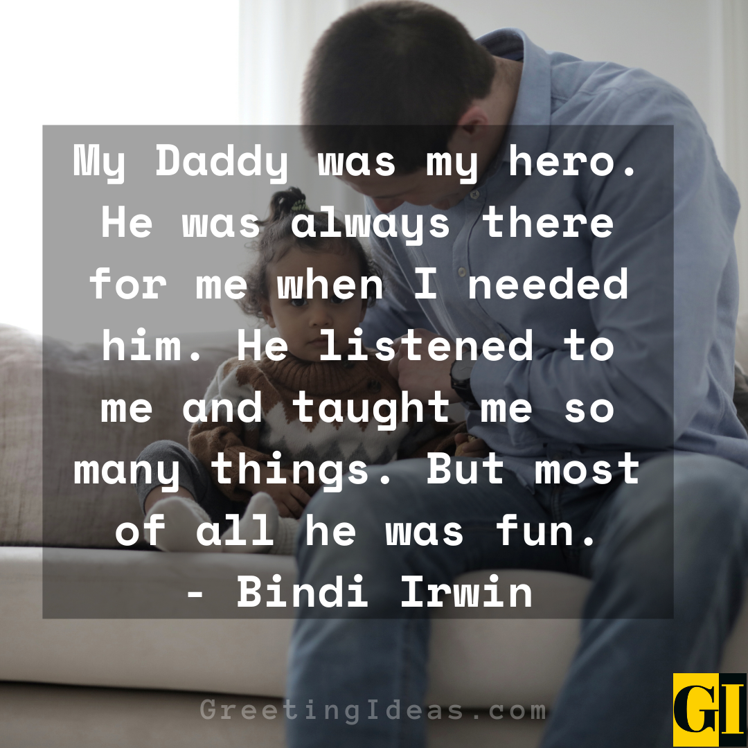 Daddy Daughter Quotes Greeting Ideas 6