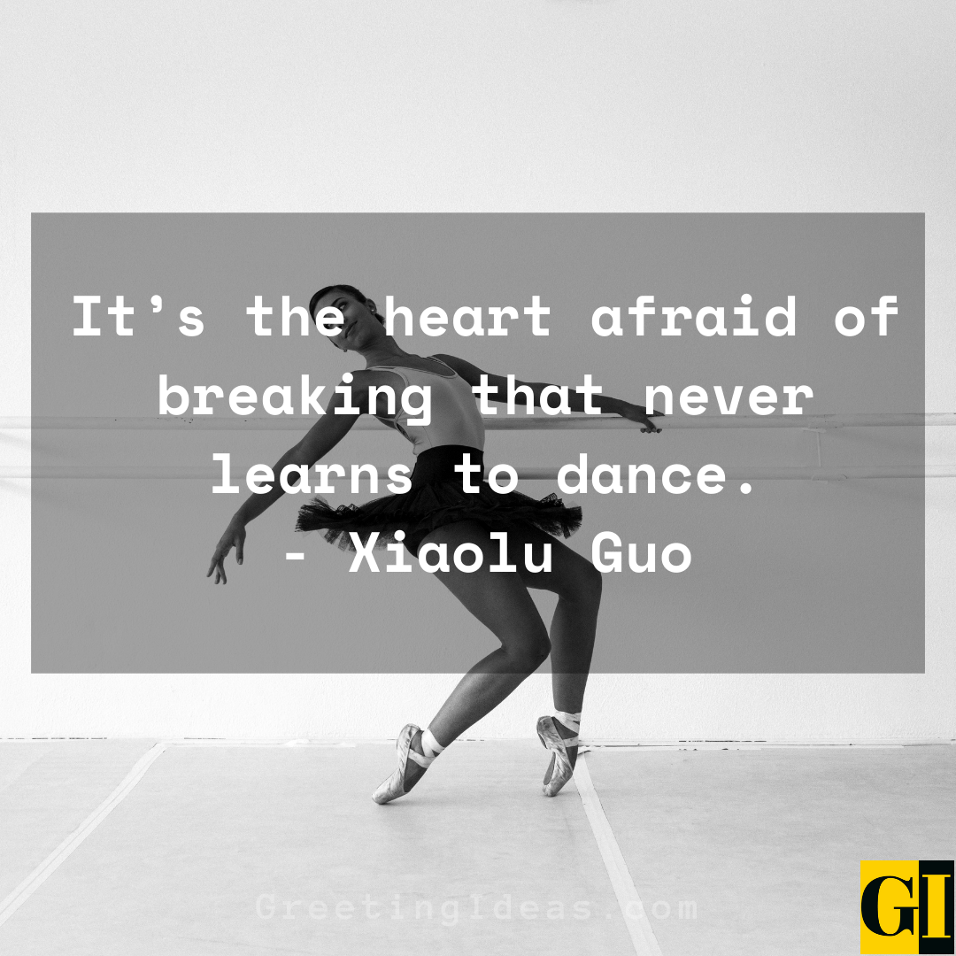 Dancing Quotes Greeting Ideas 11