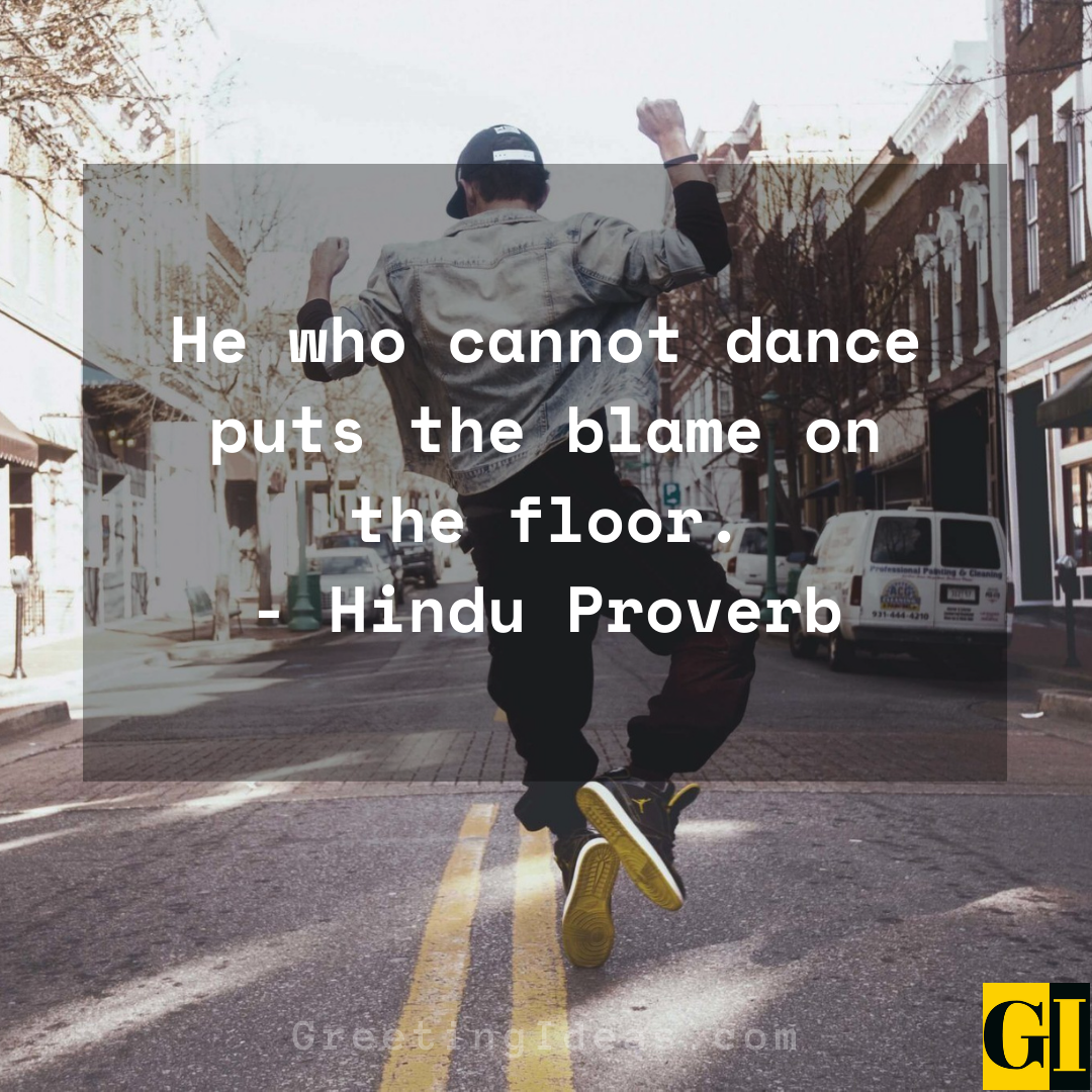 Dancing Quotes Greeting Ideas 6