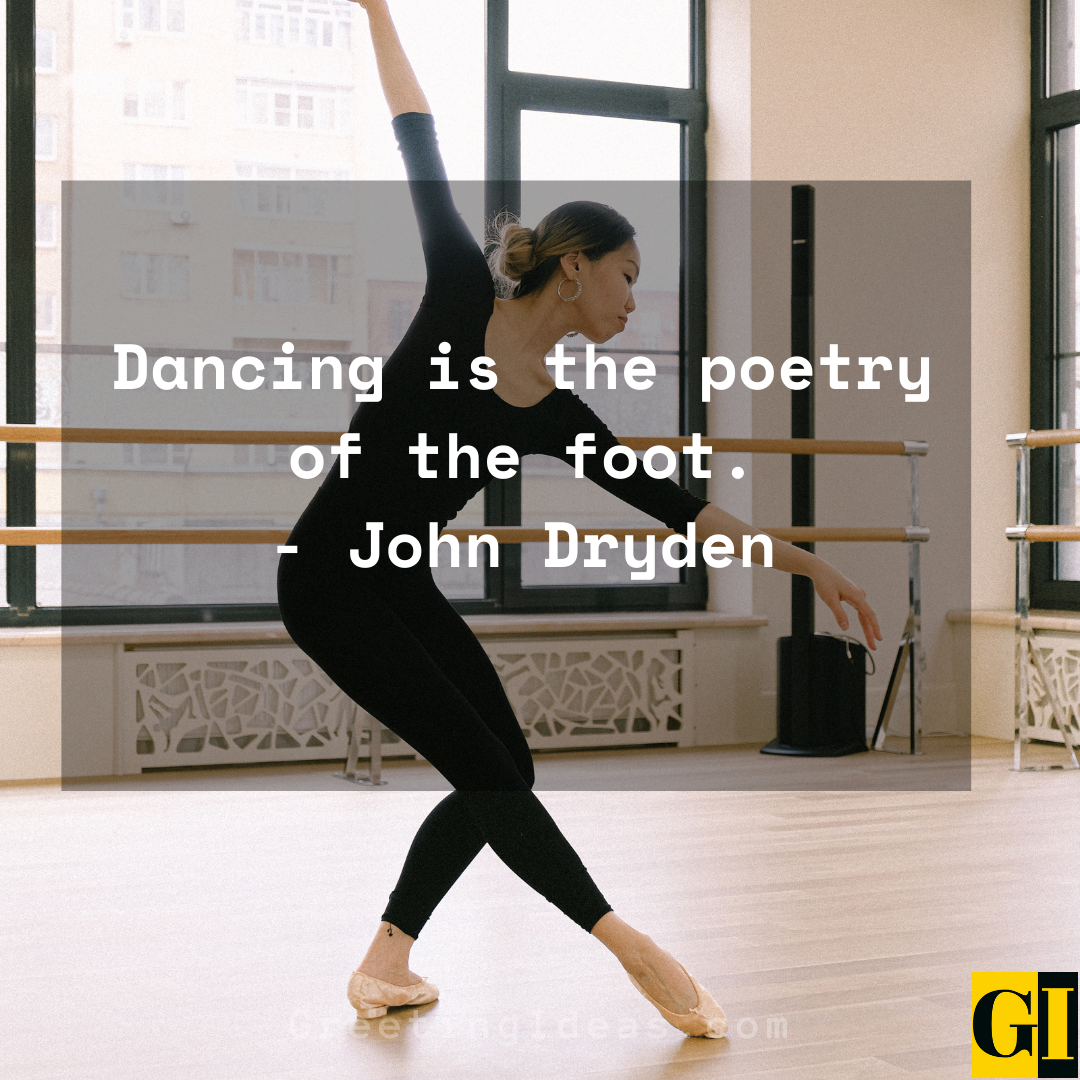 Dancing Quotes Greeting Ideas 7