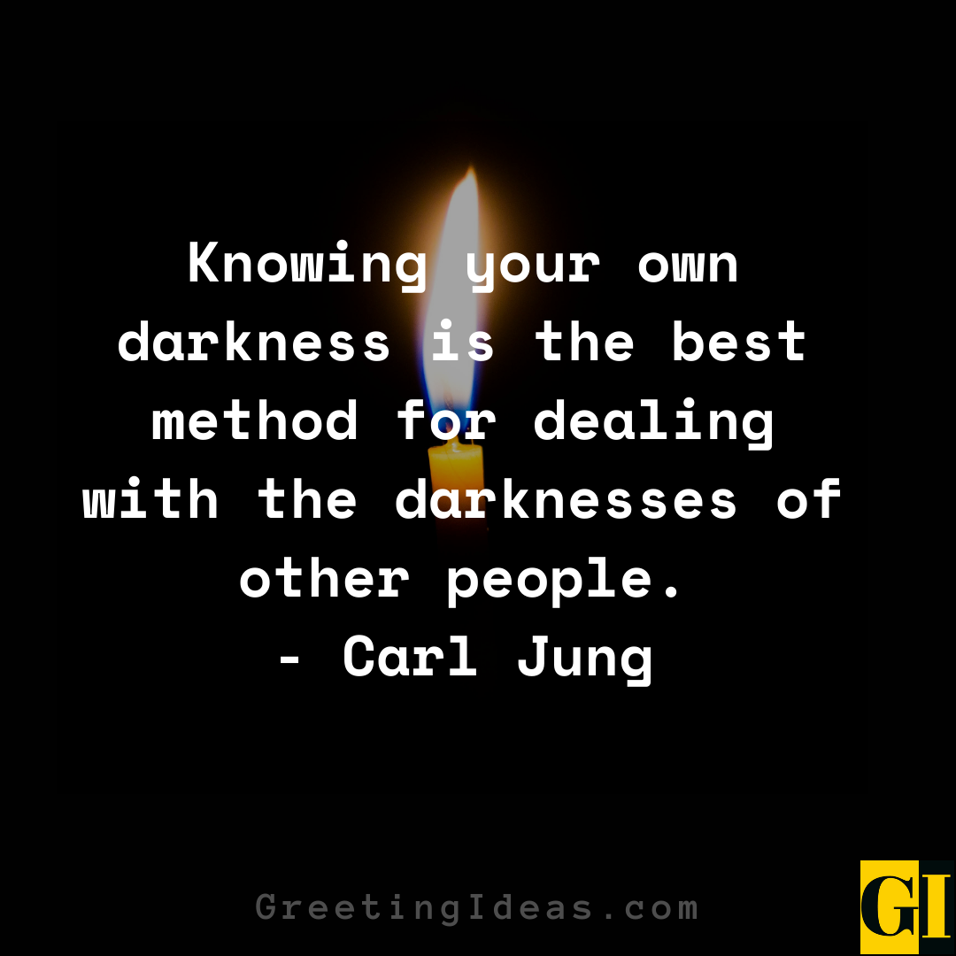 Darkness Quotes Greeting Ideas 3